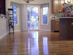 Hardwood Floor  Cleaning Princeton NJ